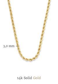 Isabel Bernard - 14 CARAT GOLD - Necklace - gold - 6