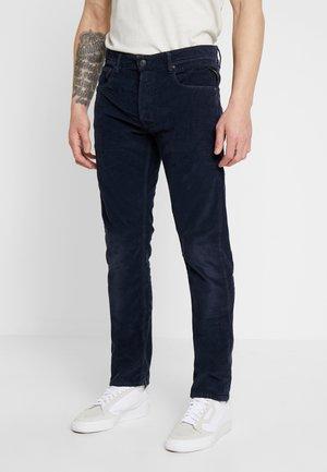 GROVER - Trousers - dark blue