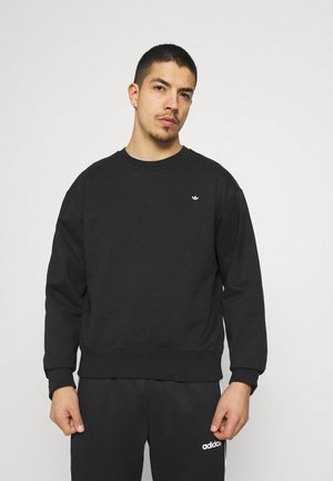 CREW UNISEX - Sweater - black