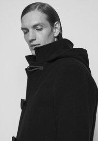 PS Paul Smith - MENS DUFFLE COAT - Classic coat - dark blue/grey - 3