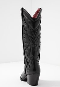 Bronx - JUKESON - Cowboy/Biker boots - black - 5