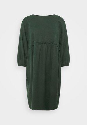 DRESS - Kjole - green dark