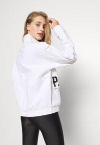 P.E Nation - Training jacket - white - 2