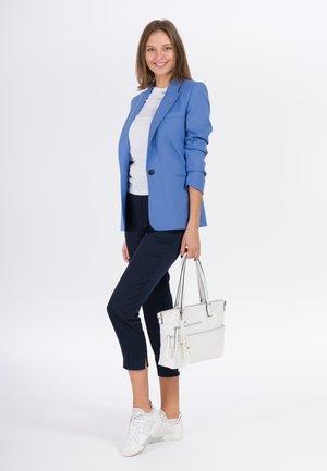 ADELE - Handbag - white