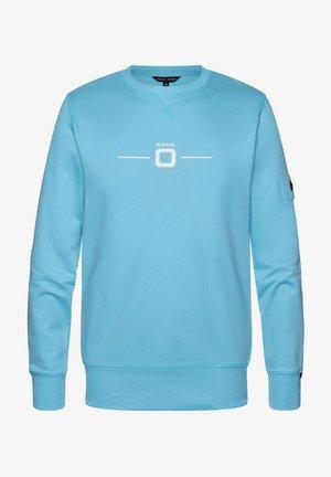 Sweatshirt - blue island paradise