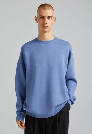 OVERSIZED - Sweatshirt - blue