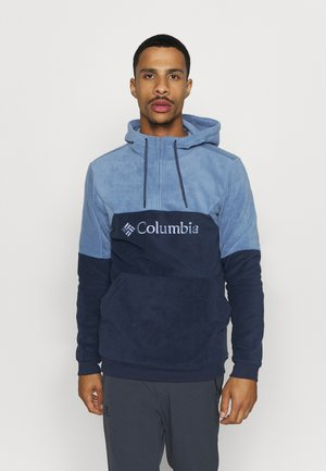 LODGEII HOODIE - Sweat à capuche - collegiate navy/bluestone