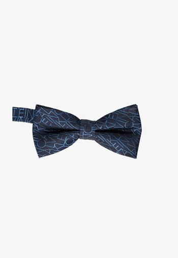 ALL OVER LOGO BOW TIE