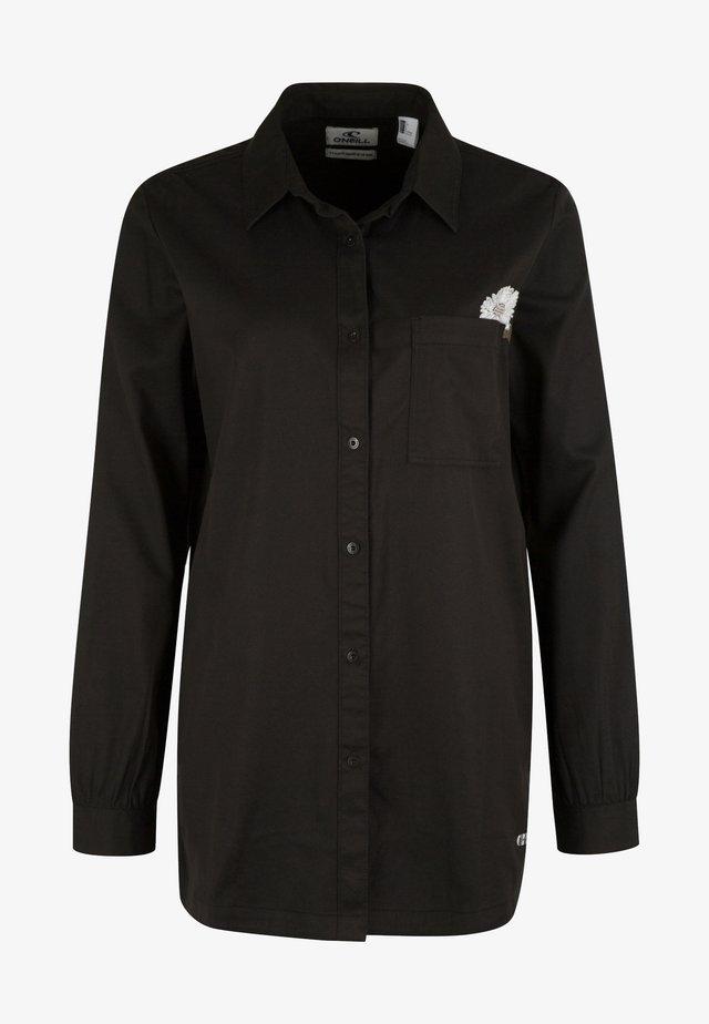 T-shirt imprimé - black out