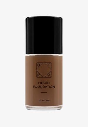 LIQUID FOUNDATION - Foundation - toffee