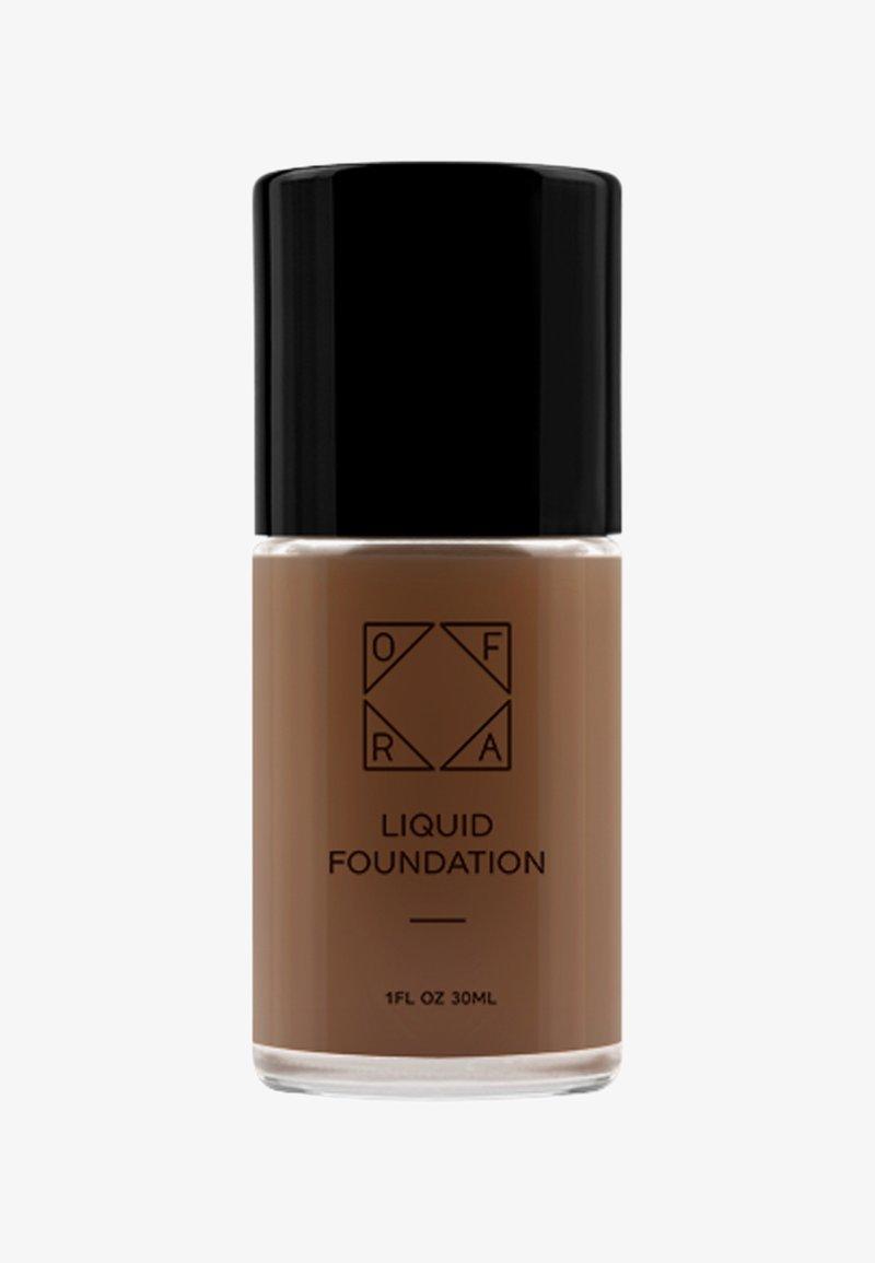 OFRA - LIQUID FOUNDATION - Foundation - toffee