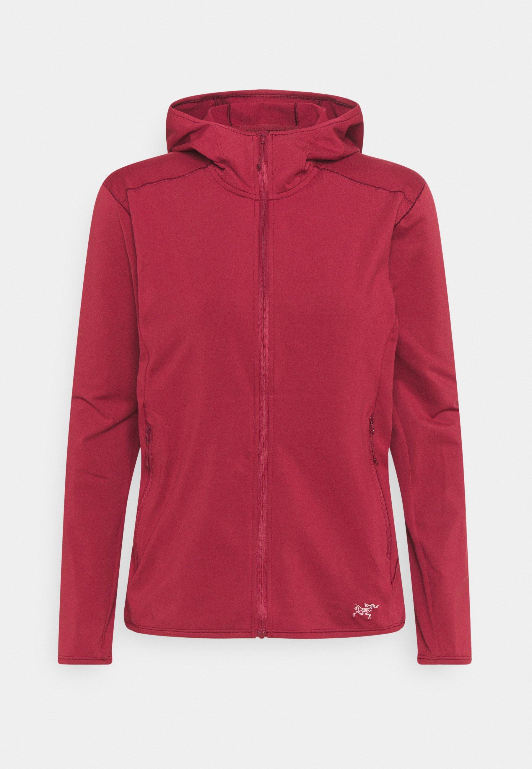Women KYANITE LT HOODY WOMENS - Fleece jacket