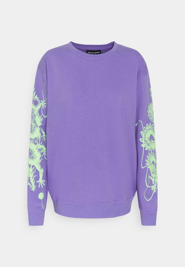 DRAGON  - Sweatshirt - lilac