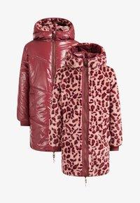 WE Fashion - Winter coat - old rose - 4