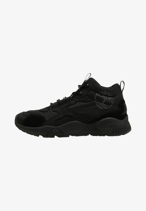 RIPCORD MID HIKER  - High-top trainers - black