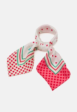 DOTKA SCARF - Tørklæde / Halstørklæder - bubblegum