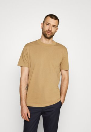 SLHRELAXCOLMAN O NECK TEE - Basic T-shirt - kelp
