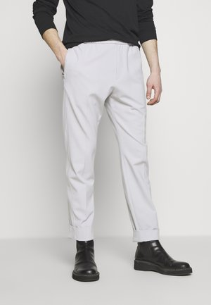 ETTRICK TECHNO - Trousers - stone