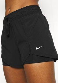 Nike Performance - kurze Sporthose - black/white - 5