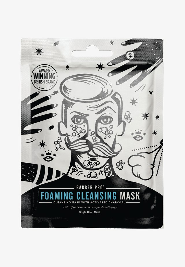 FOAMING CLEANSING MASK 18ML - Ansigtsmaske - -