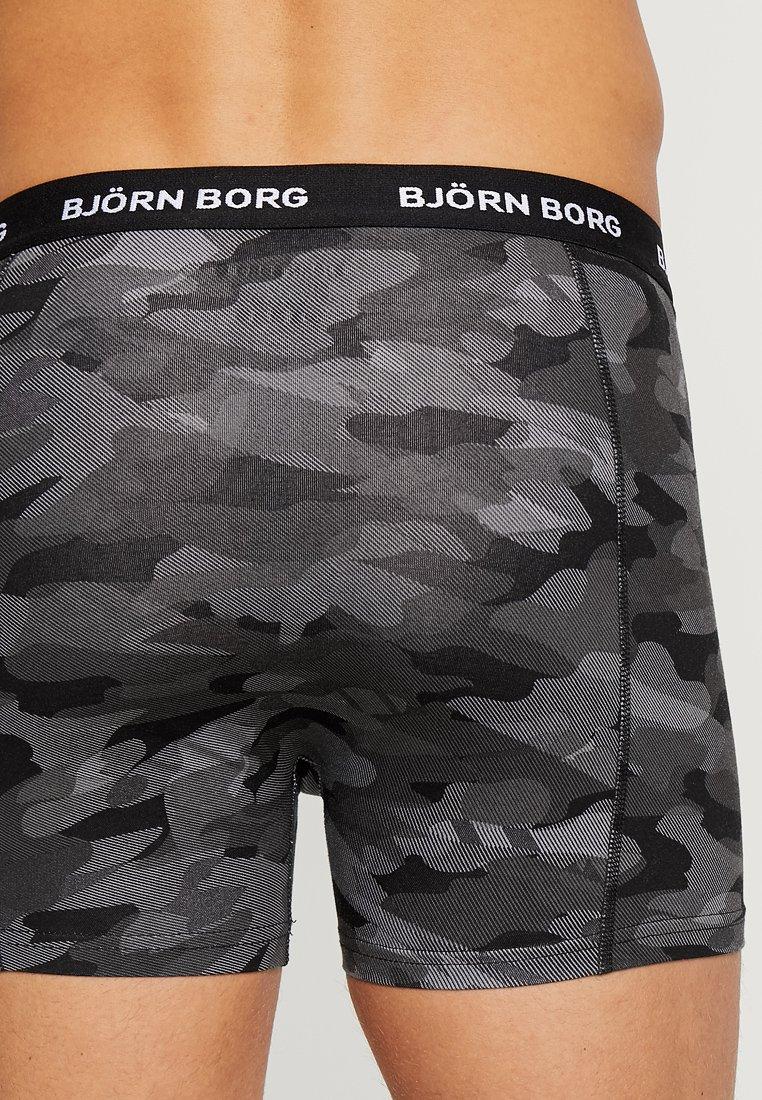 Björn Borg GEO TILE SAMMY SHORTS - Underbukse - brilliant white