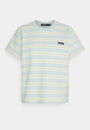 TENNESSEE - T-shirt print - china blue/multi
