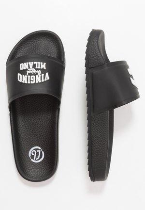 VICO - Pantofle - black