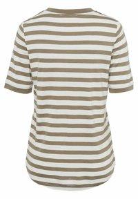 BRAX - STYLE COLETTE - T-shirt imprimé - khaki - 6