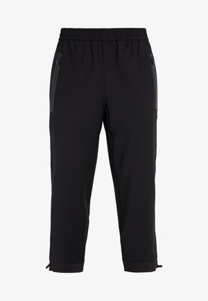 BUNGIE DROPCROTC - Trousers - black