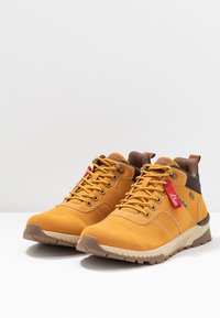 s.Oliver - High-top trainers - corn - 2