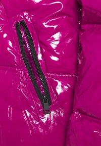 River Island - Winter jacket - dark pink - 3