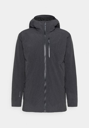 RADSTEN MENS - Outdoor jacket - black heather