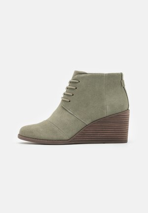 HYDE - Ankle boots - grey