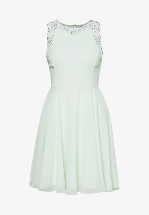 DACY MINI DRESS - Cocktail dress / Party dress - mint