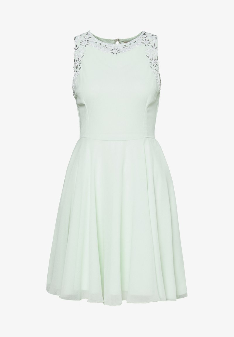 Lace & Beads - DACY MINI DRESS - Cocktail dress / Party dress - mint