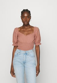 Abercrombie & Fitch - MIMOSA - Blouse - pink - 0