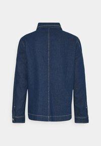 Scotch & Soda - WORKWEAR JACKET - Denim jacket - indigo - 1