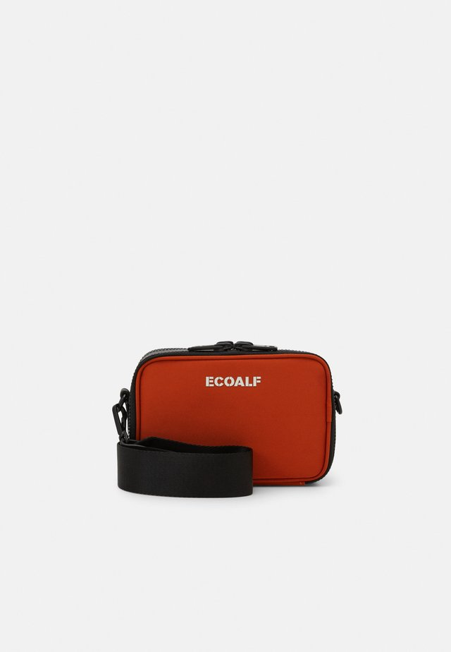 SMALL LUCITA BAG - Borsa a tracolla - burned orange