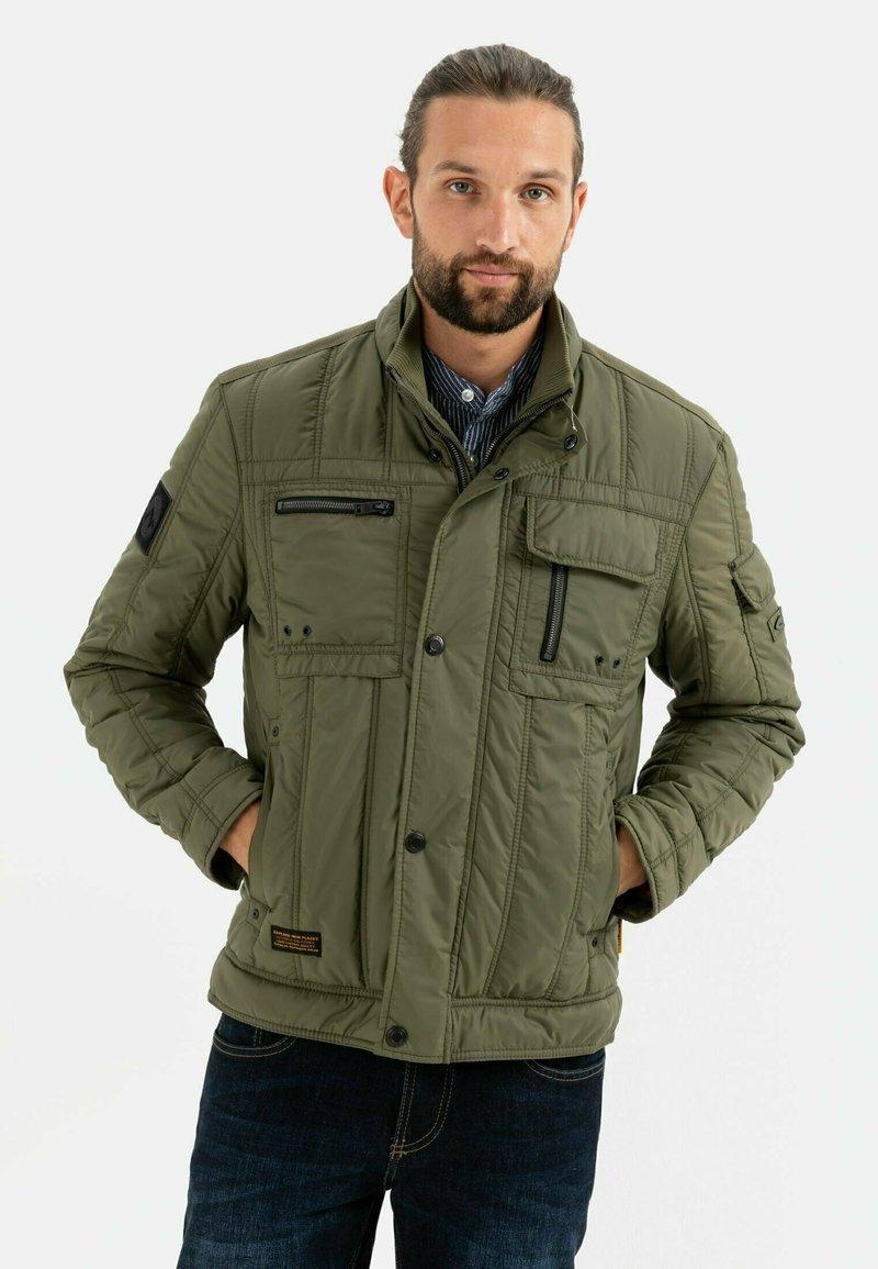 camel active - Winter jacket - olive night