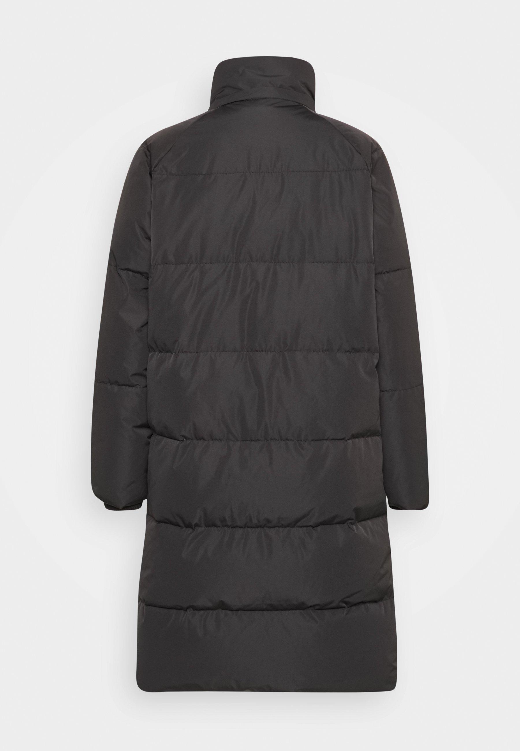 2020 Más Nuevo Ropa de mujer Moss Copenhagen SKYLAR HOOD JACKET Abrigo de plumas black 43K2GC