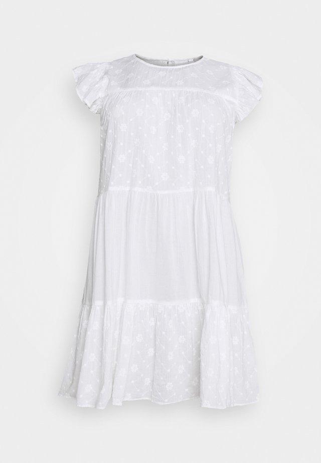 JRDAISY ABOVE KNEE DRESS  - Robe d'été - snow white