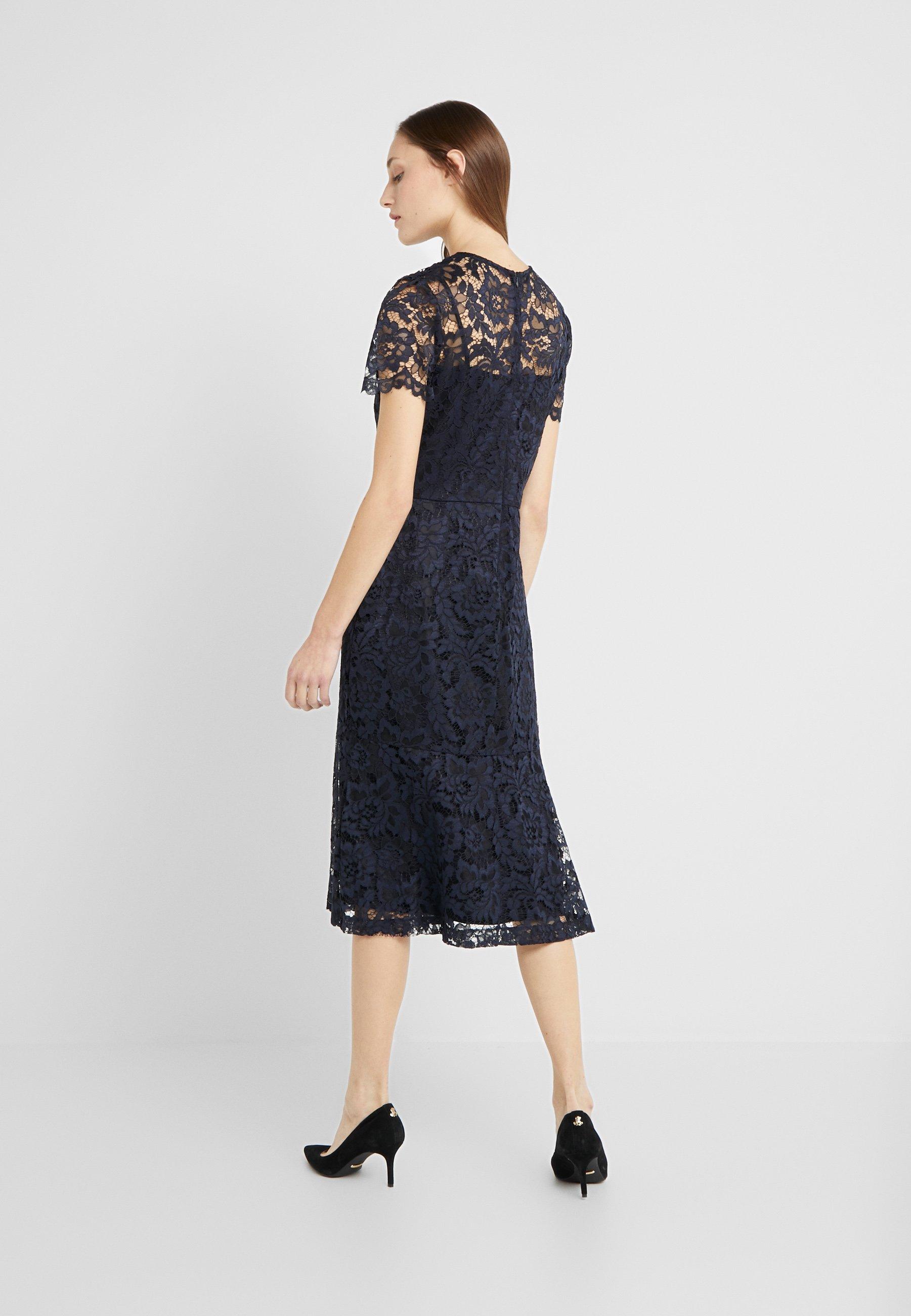 Lauren Ralph Lauren KAMI DRESS - Hverdagskjoler - lighthouse navy
