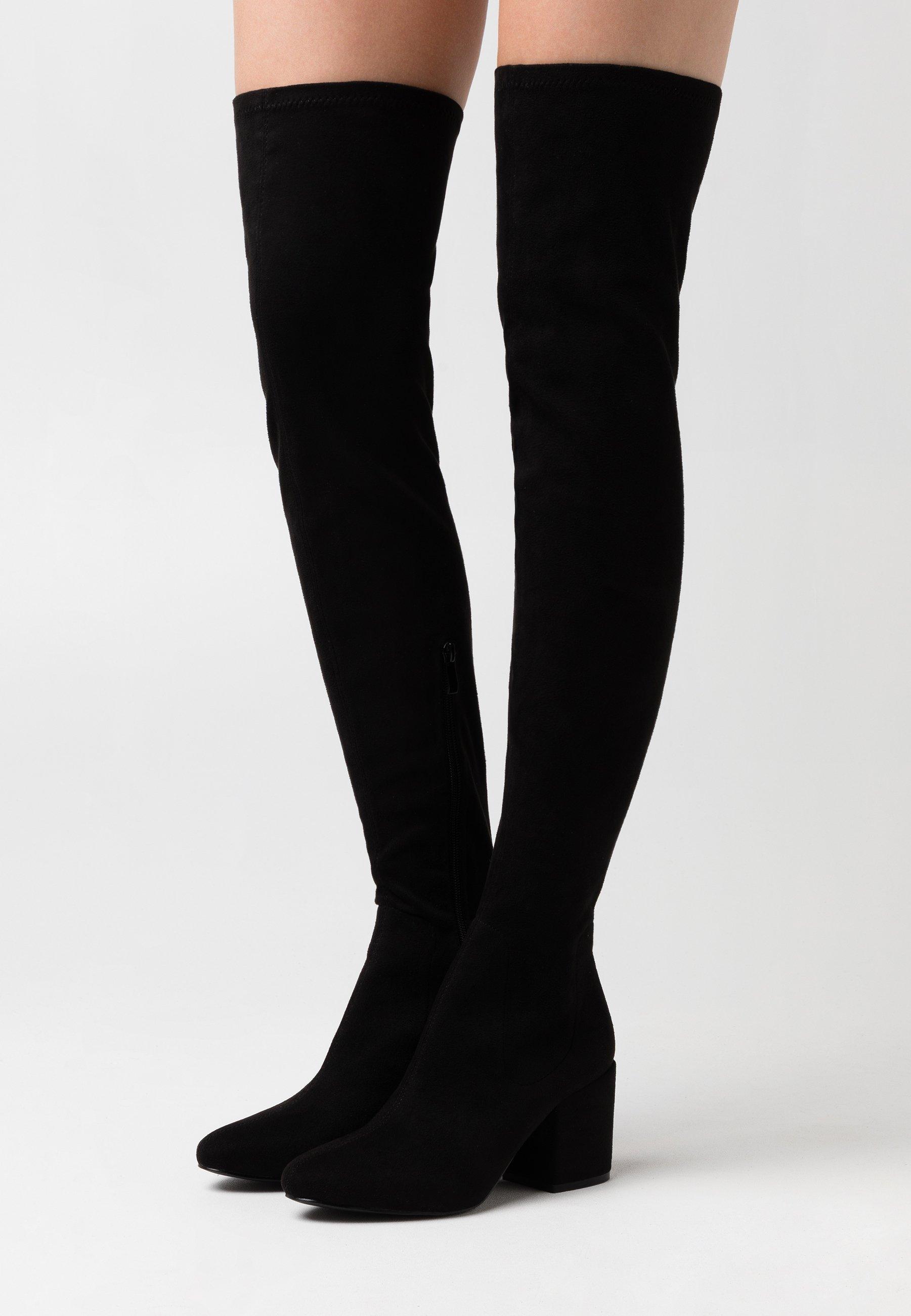 Damen KOLA - Overknees - black