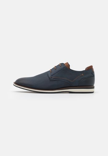 HUWIE - Casual lace-ups - navy