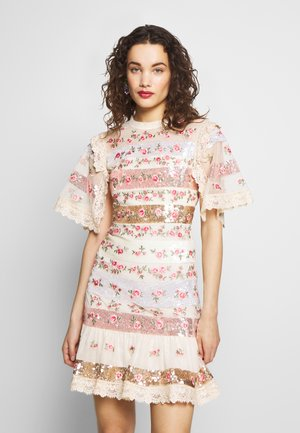 ROSE BUD MINI DRESS - Cocktail dress / Party dress - offwhite