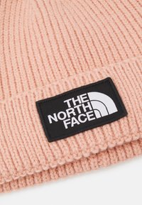 The North Face - LOGO BOX CUFFED BEANIE UNISEX - Beanie - cafe creme