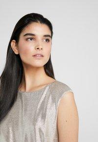 Lauren Ralph Lauren - Vestido de fiesta - champagne/silver - 3