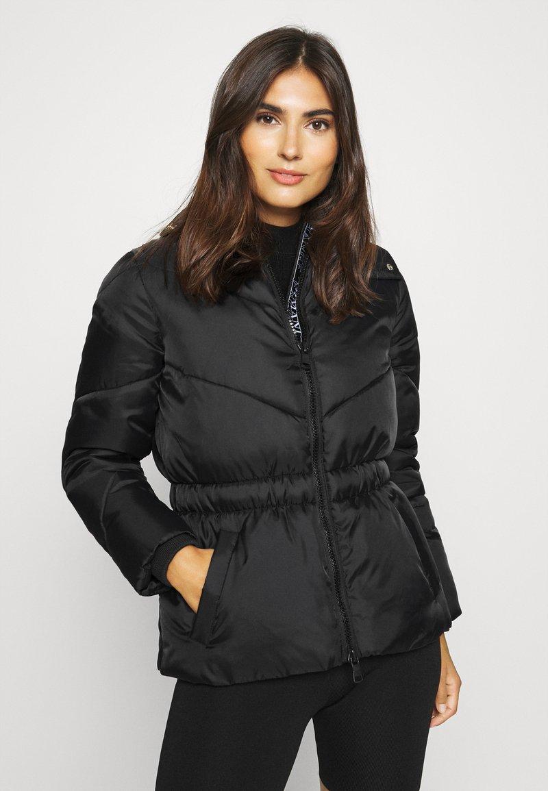 Armani Exchange - JACKET - Winter jacket - black