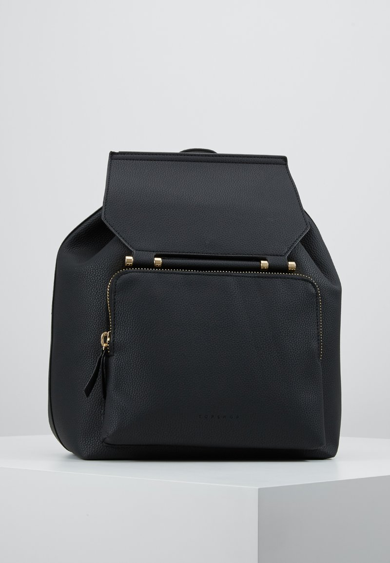 Topshop - TRUE BAR BACKPACK - Rugzak - black