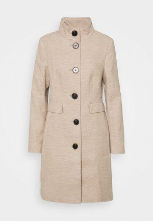 COAT - Klasický kabát - beige